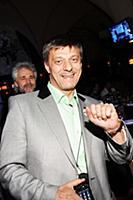 Российский продюсер Алексей Мускатин