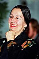 Российская актриса Тамилла Агамирова (Сличенко)